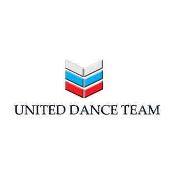 United Dance Team logo. triumVart
