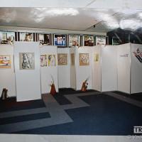 персональная выставка Владимира Виноградова в Центре международной Торговли на Красной Пресне