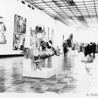 выставка в ЦДХ 1989.