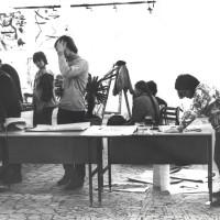 Д.Ролдугина, В. Виноградов, Л.Анцева -занятие Темпоральной реальности на М.Грузинской