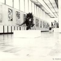 выставка в ЦДХ 1989