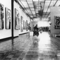 выставка в ЦДХ 1989г.