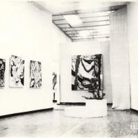 выставка в ЦДХ 89г.